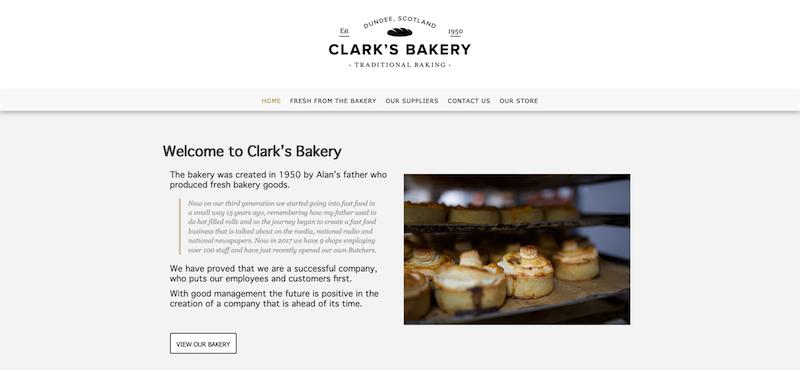 Clarks Bakery