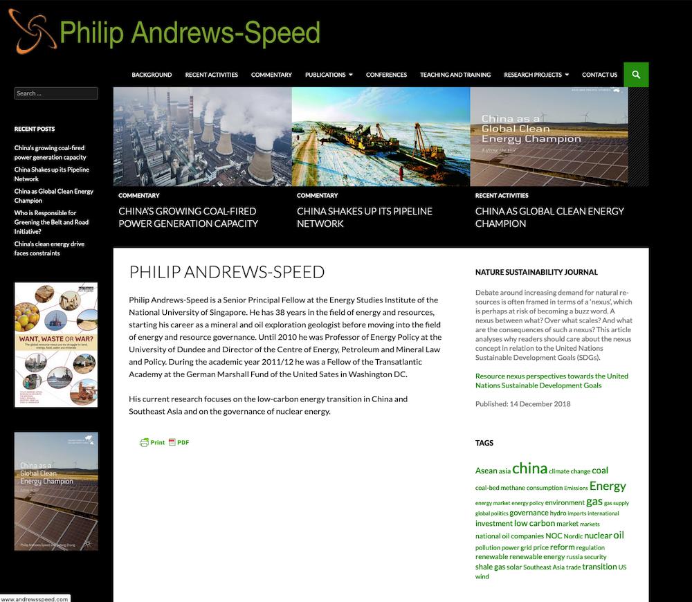 Philip Andrews-Speed